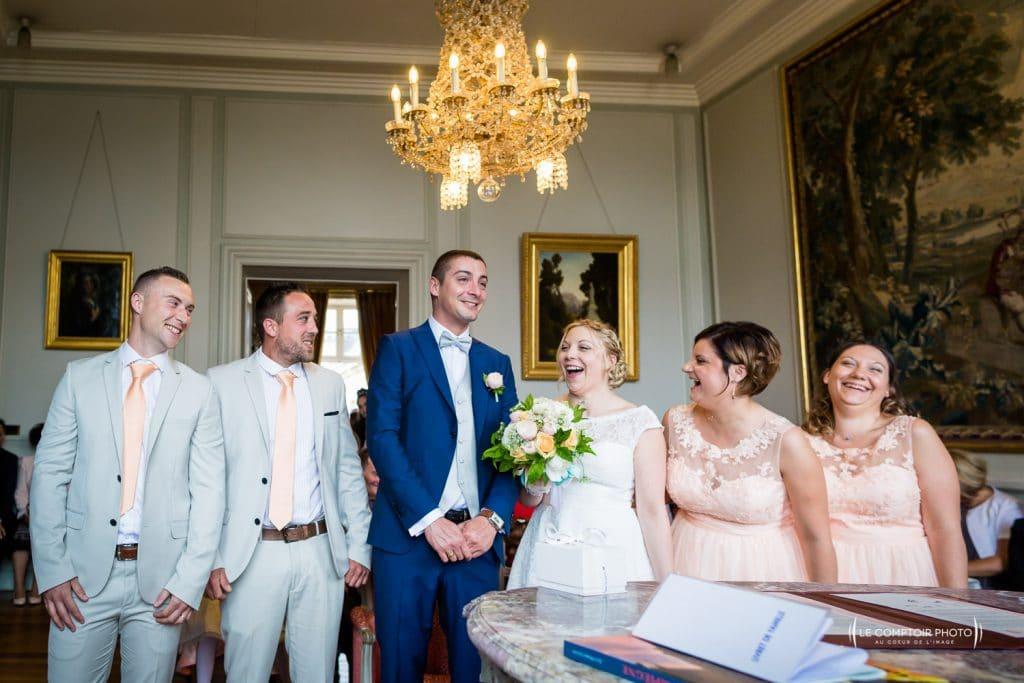 Mariage- La Ferme de Maubuisson - Verneuil en Halatte - Compiegne-Le Comptoir Photo - Photographe mariage oise beauvais-mairie-rire-émotion-45