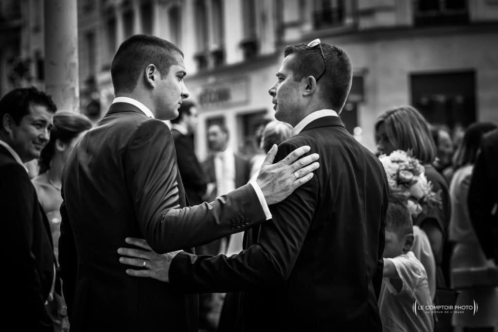 Mariage- La Ferme de Maubuisson - Verneuil en Halatte - Compiegne-Le Comptoir Photo - Photographe mariage oise beauvais-geste attendrissant-émotion-54