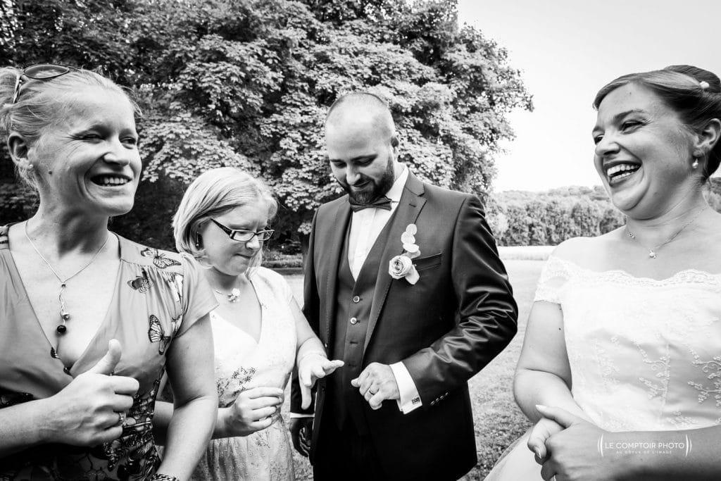 Mariage-Ferme La Biza - Missy sur aisne - lieu reception-Photographe mariage oise beauvais compiègne - Le Comptoir Photo-photo couple-invités-émotion-rire-425