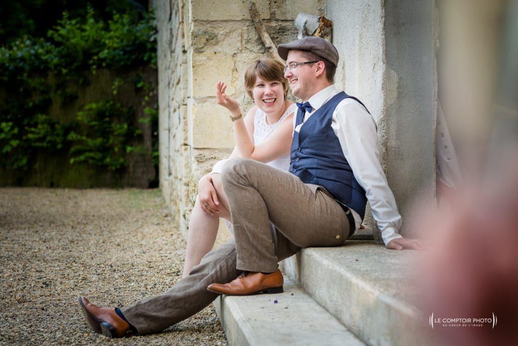 Mariage-Ferme La Biza - Missy sur aisne - lieu reception-Photographe mariage oise beauvais compiègne - Le Comptoir Photo-photo couple-émotion-rire-475