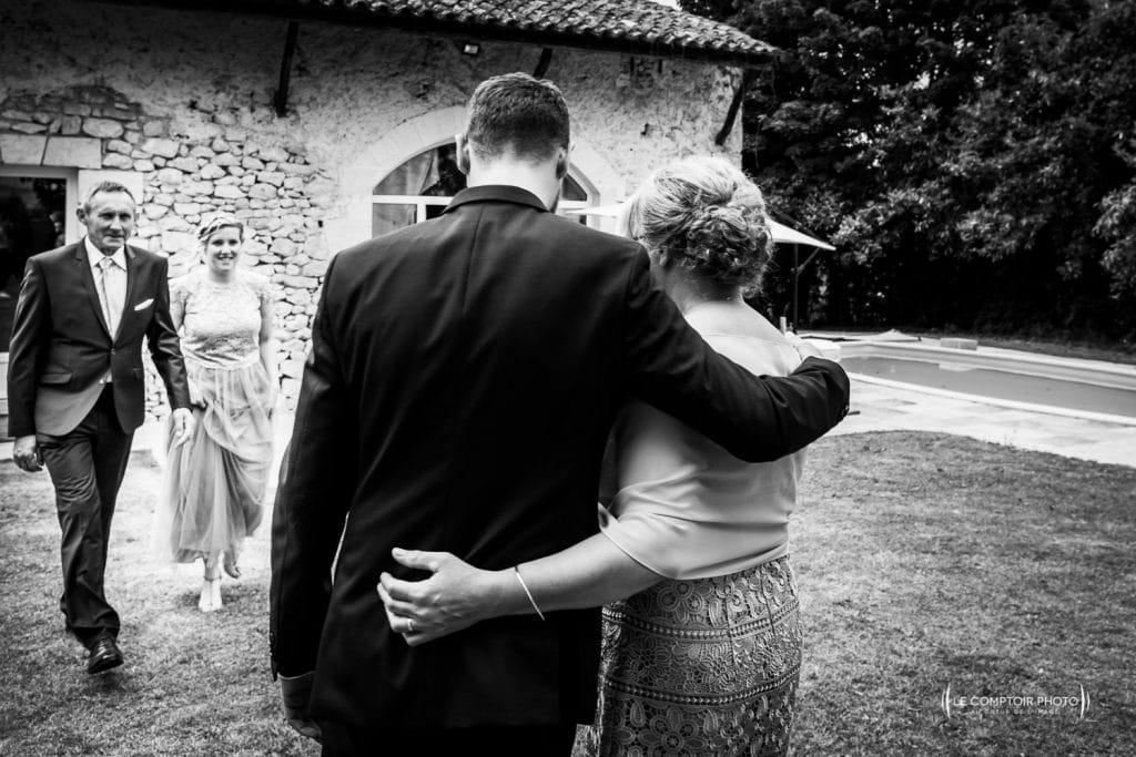 Mariage- Chateau Lardier - Ruch - Photographe mariage oise beauvais - Aquitaine - Gironde -Bordeaux - Libourne - Le Comptoir Photo-parents-enfants-émotion-naturel-rire-152