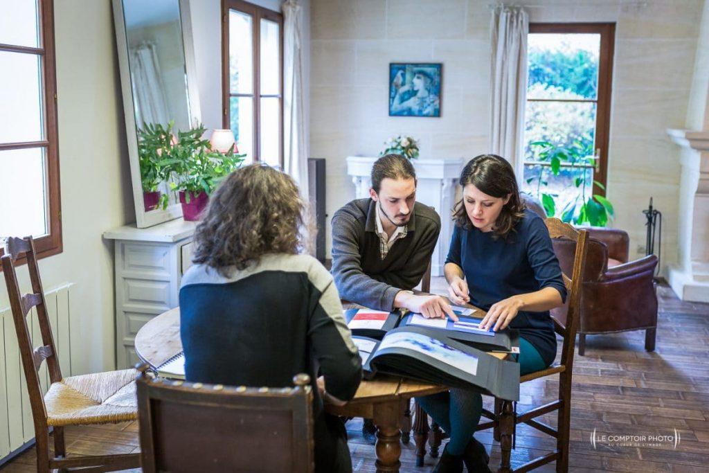 """alt= """" Entreprise_Corporate_Reportage_La-Belle-Semeuse_Coye-la-Foret_Chantilly_creatrice-didentite_faire-part_reception client_Le-Comptoir-Photo_Beauvais """""""