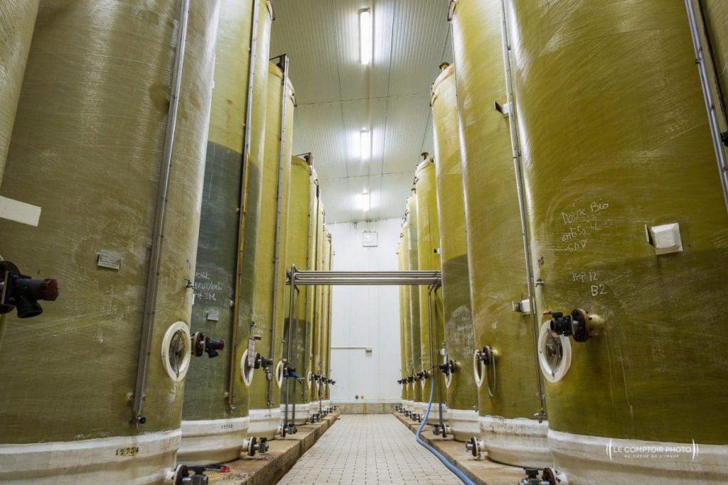 """alt= """"Entreprise_Corporate_Reportage_Maeyaert_Milly-sur-Therain_cidrerie_industrielle_verger_zone silo_Le-Comptoir-Photo_Beauvais """""""