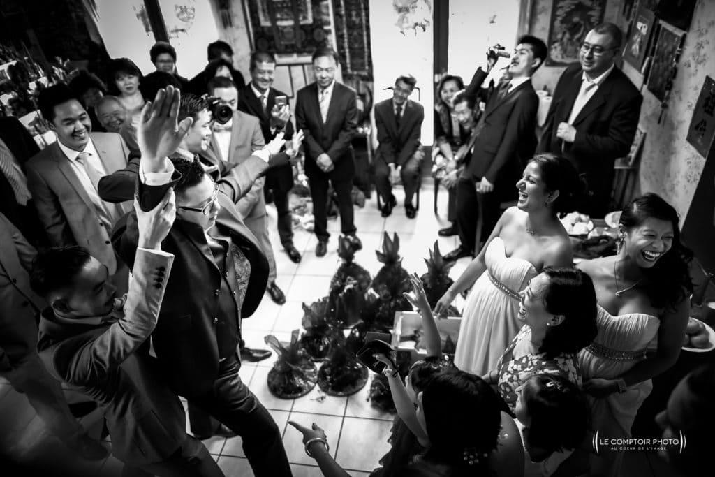 Mariage - Le Salon d'Eden - Villeparis - Parc Rentigny - Photographe mariage oise beauvais-val d'oise-seine-et-marne-Le Comptoir Photo_2