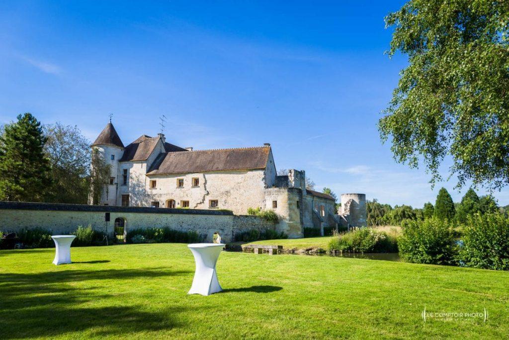 Photographe Mariage oise_chateau des saules_ansacq_Le Comptoir Photo_Beauvais