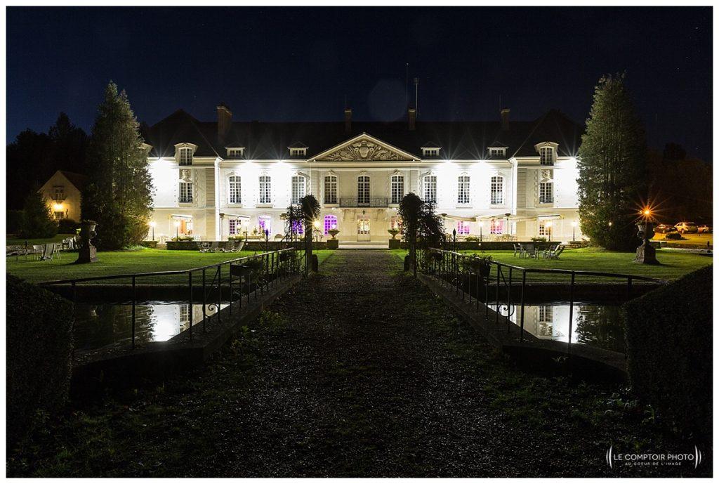 vin d'honneur chateau de fillerval à thury sous clermont photo sur vif, volée, reportage mariage, chateau de nuit