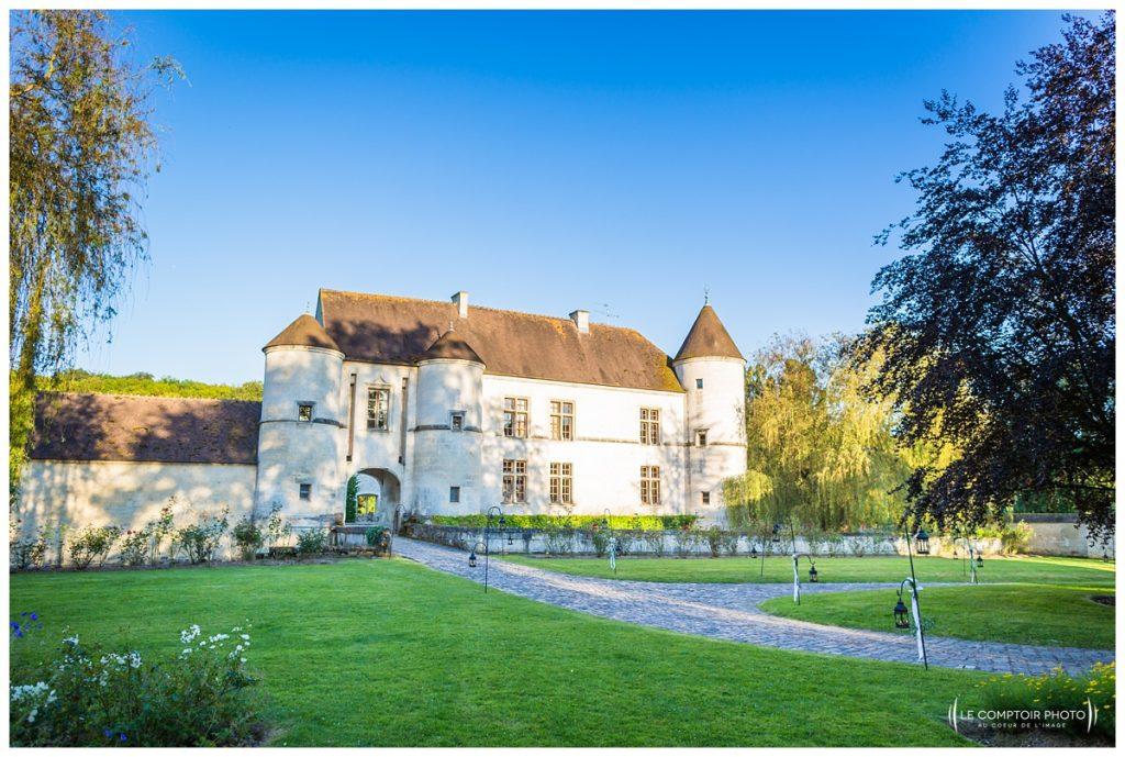 chateau des saules_Ansacq_Le Comptoir Photo- Photographe oise mariage