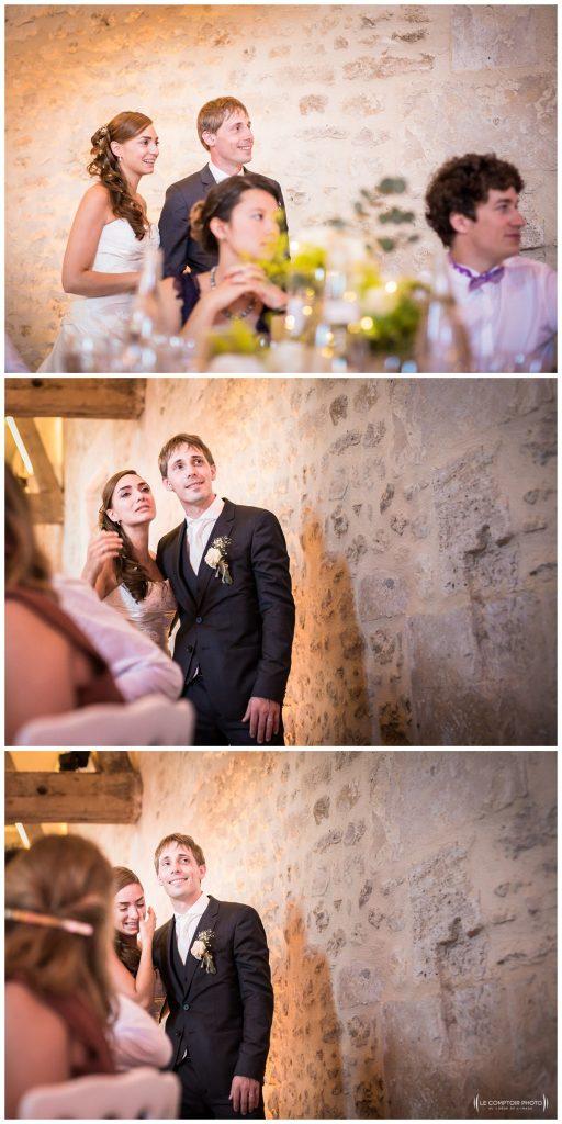 visionnage diapo-rire-émotion-chateau des saules_Ansacq_Le Comptoir Photo- Photographe oise mariage