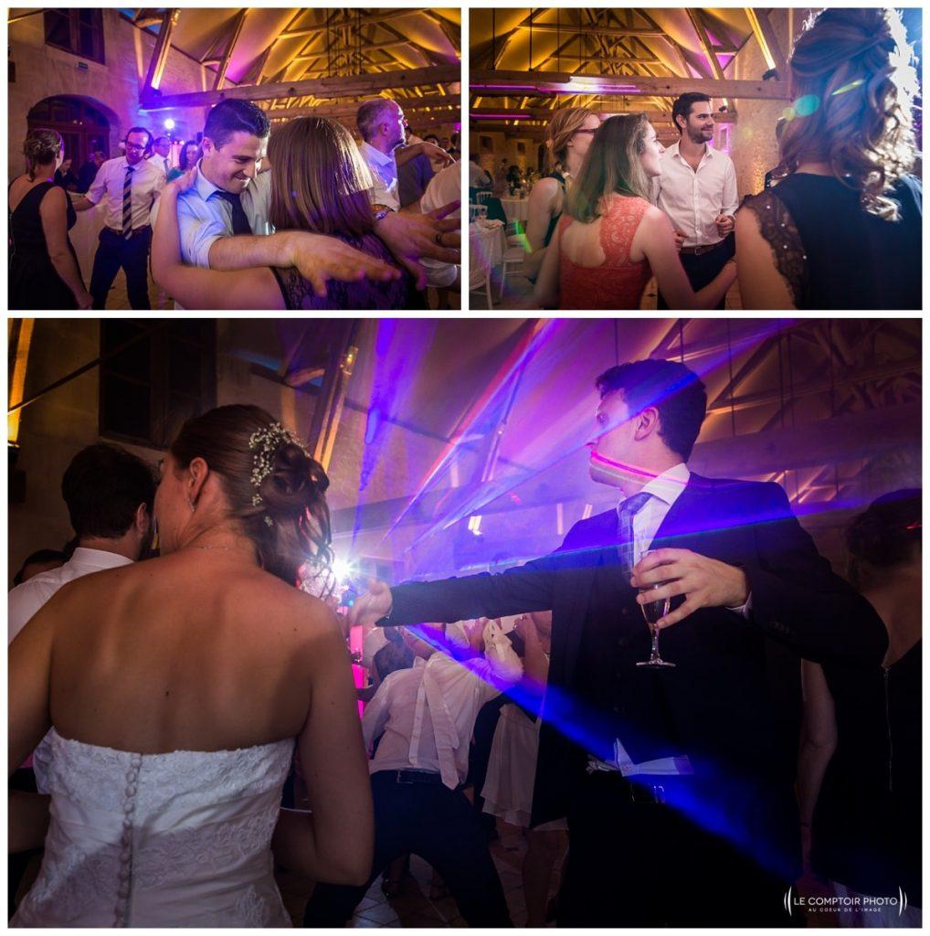mariés sur élévé par ses invités-chateau des saules-ansacq-le comptoir photo-photographe oise-beauvais-mariage