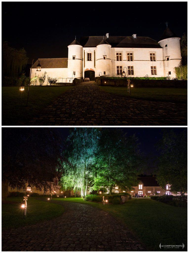 chateau des saules-Ansacq de nuit-Le Comptoir Photo-photographe oise beauvais-mariage