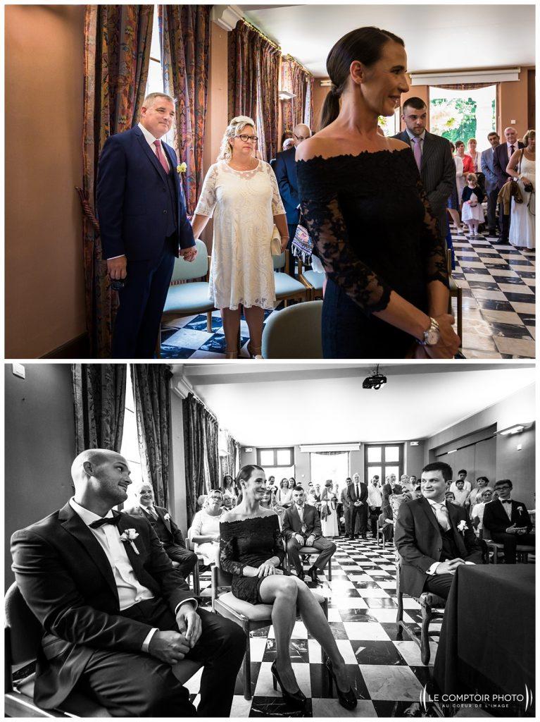 regards des invités_mairie_choisy au bac_-Château Vic-sur-Aisne-Le Comptoir Photo-Photographe mariage oise-beauvais-Picardie-Hauts de france
