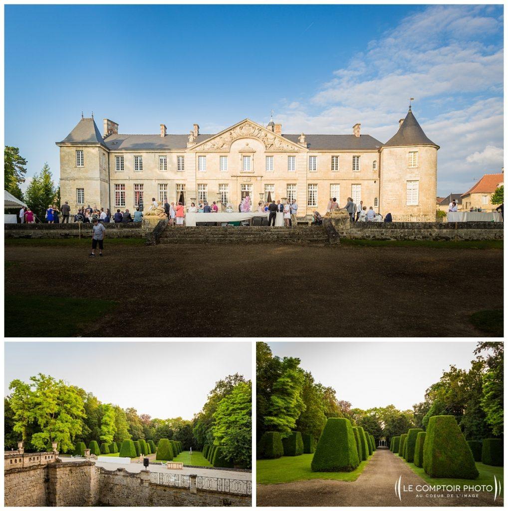 lieu de réception_chateau de vic sur aisne_vic sur aisne_-Château Vic-sur-Aisne-Le Comptoir Photo-Photographe mariage oise-beauvais-Picardie-Hauts de france