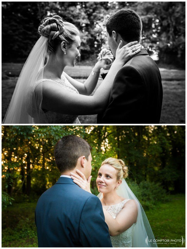séance_photo_couple_mariage_complicité_regard_photos sur le vif_chateau de vic sur aisne_vic sur aisne_Le Comptoir Photo_Photographe mariage oise_Beauvais
