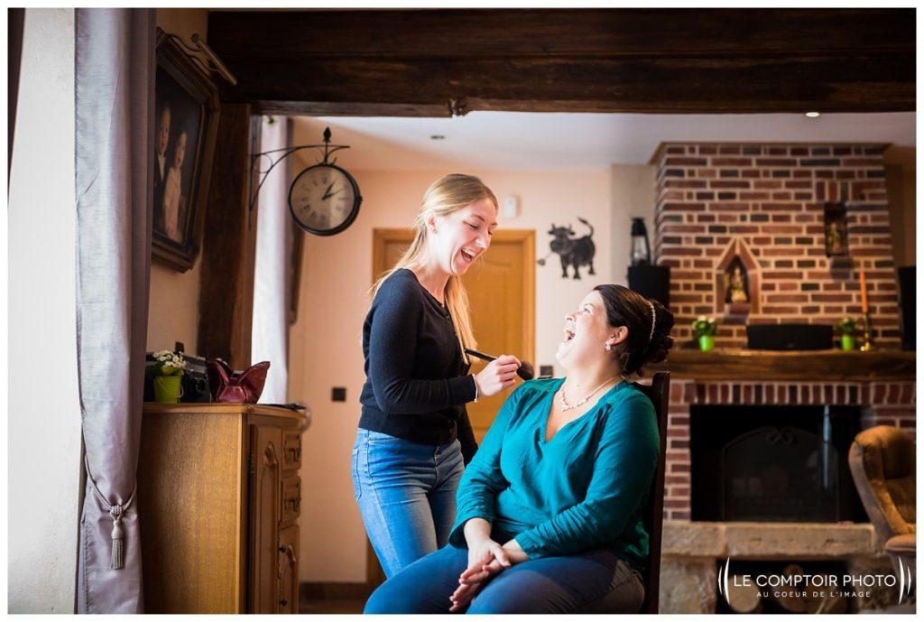 Mariage-Abbaye de royaumont_asnieres sur oise-préparatifs de la mariée-Le Comptoir Photo-Photographe mariage oise-Beauvais
