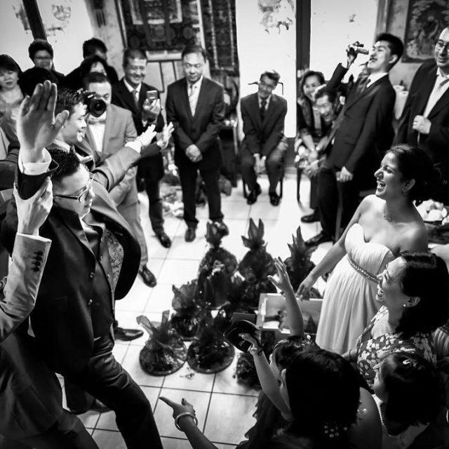 Souvenir du mariage dI amp B  Mariage francais chinoishellip