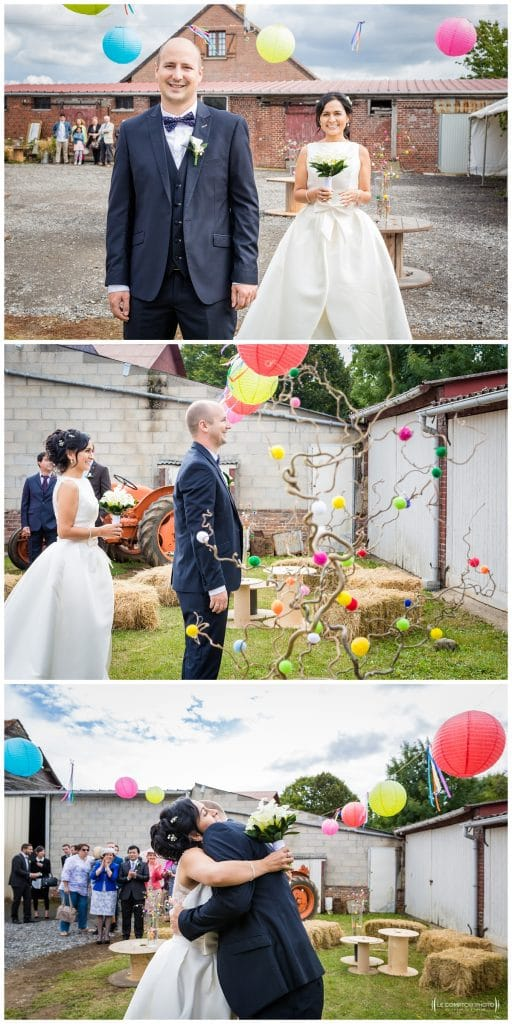 First look - découverte du couple - Mariage-Carolina-Fabien-Manoir-de-Chantilly_Gouvieux_Photographe-mariage-Oise_photographe-oise_Le-Comptoir-Photo
