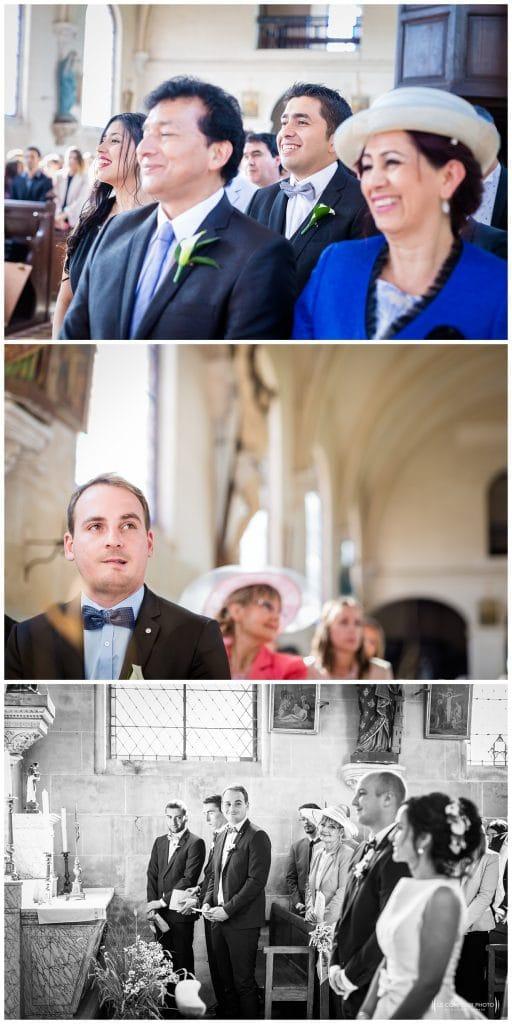 instant de vie - pleurs - émotions des invités et mariés - Mariage-Carolina-Fabien-Manoir-de-Chantilly_Gouvieux_Photographe-mariage-Oise_photographe-oise_Le-Comptoir-Photo