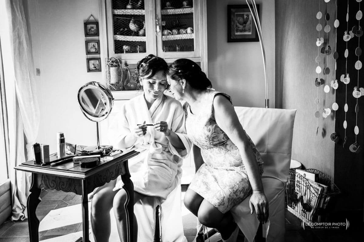 Reportage photo mariage Carolina et Fabien au Manoir de Chantilly