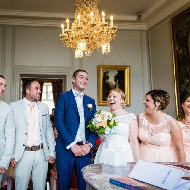 Quand un invit sort une blague wedding fun laughing guesthellip