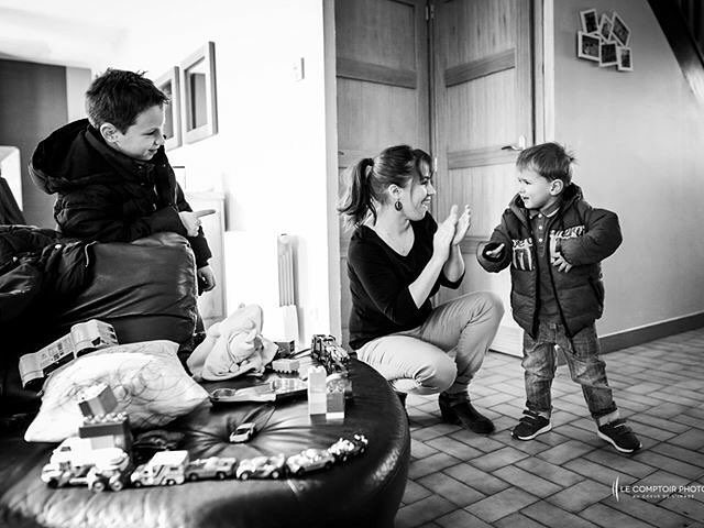 reportage du quotidien dune famille  rendre les moments simplehellip