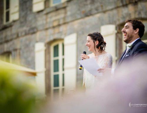 Mariage romantique au château de Guilguiffin en Bretagne