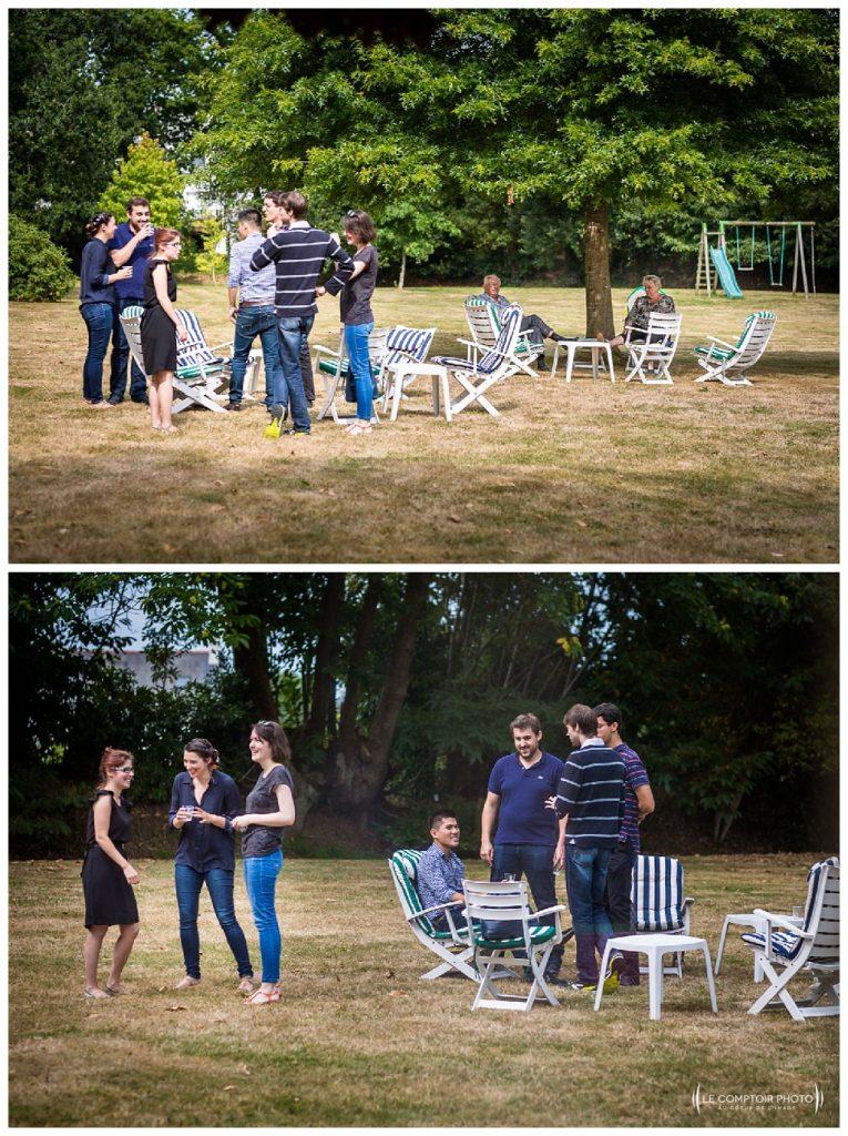 mariage-chateau guilguiffin-bretagne-wedding in brittany-finistere-photographe saint brieuc côtes d'armor-le comptoir photo-ambiance décontractée