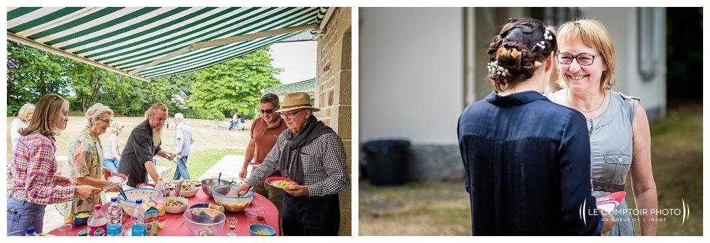 reportage mariage-chateau guilguiffin-bretagne-wedding in brittany-finistere-photographe saint brieuc côtes d'armor-le comptoir photo-famille-invité
