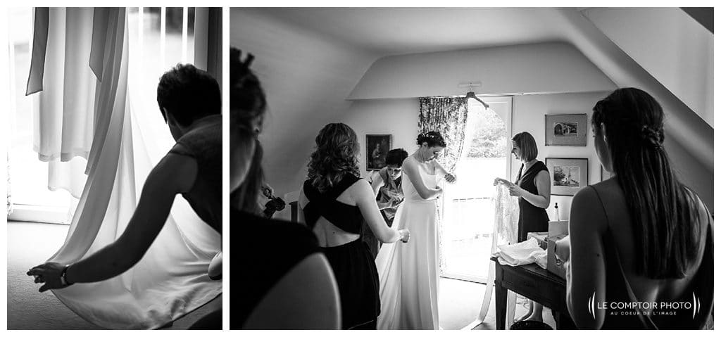 guetting ready-dress-reportage mariage-chateau guilguiffin-bretagne-wedding in brittany-finistere-photographe saint brieuc côtes d'armor-le comptoir photo