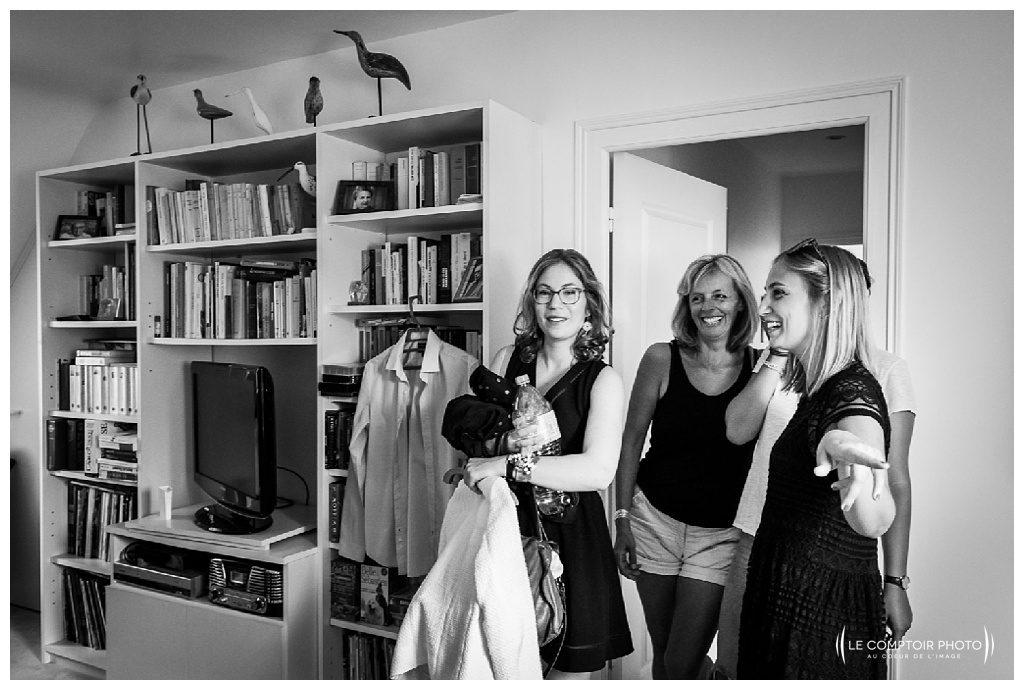 reportage mariage-chateau guilguiffin-bretagne-wedding in brittany-finistere-photographe saint brieuc côtes d'armor-le comptoir photo-ambiance-rire-joie