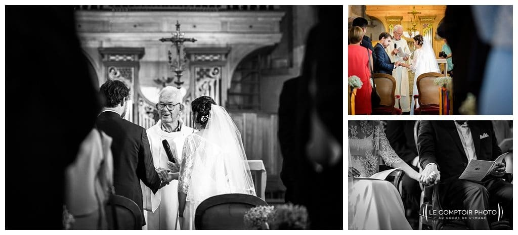 reportage mariage-chateau guilguiffin-bretagne-wedding in brittany-finistere-photographe saint brieuc côtes d'armor-le comptoir photo-église-fouesnant-echang alliance