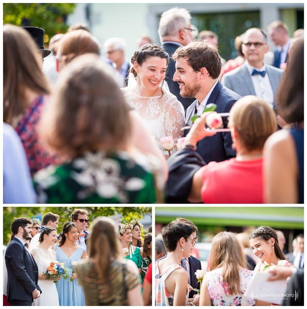 reportage mariage-chateau guilguiffin-bretagne-wedding in brittany-finistere-photographe saint brieuc côtes d'armor-le comptoir photo-regard-complice-invité-sourire