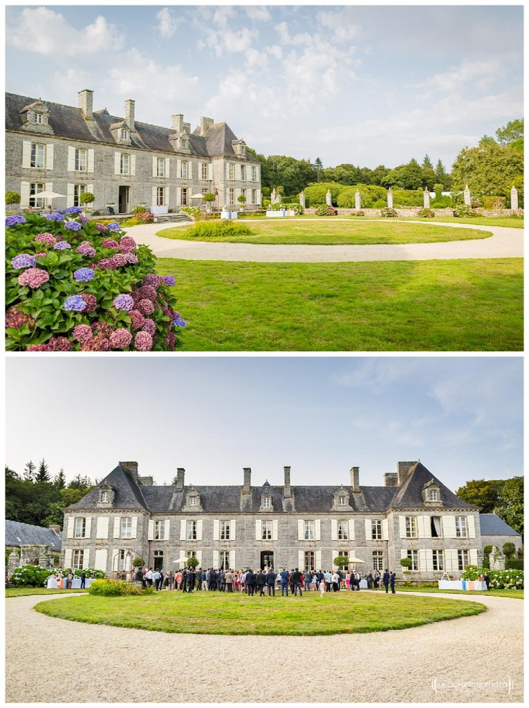 reportage mariage-chateau guilguiffin-bretagne-wedding in brittany-finistere-photographe saint brieuc côtes d'armor-le comptoir photo