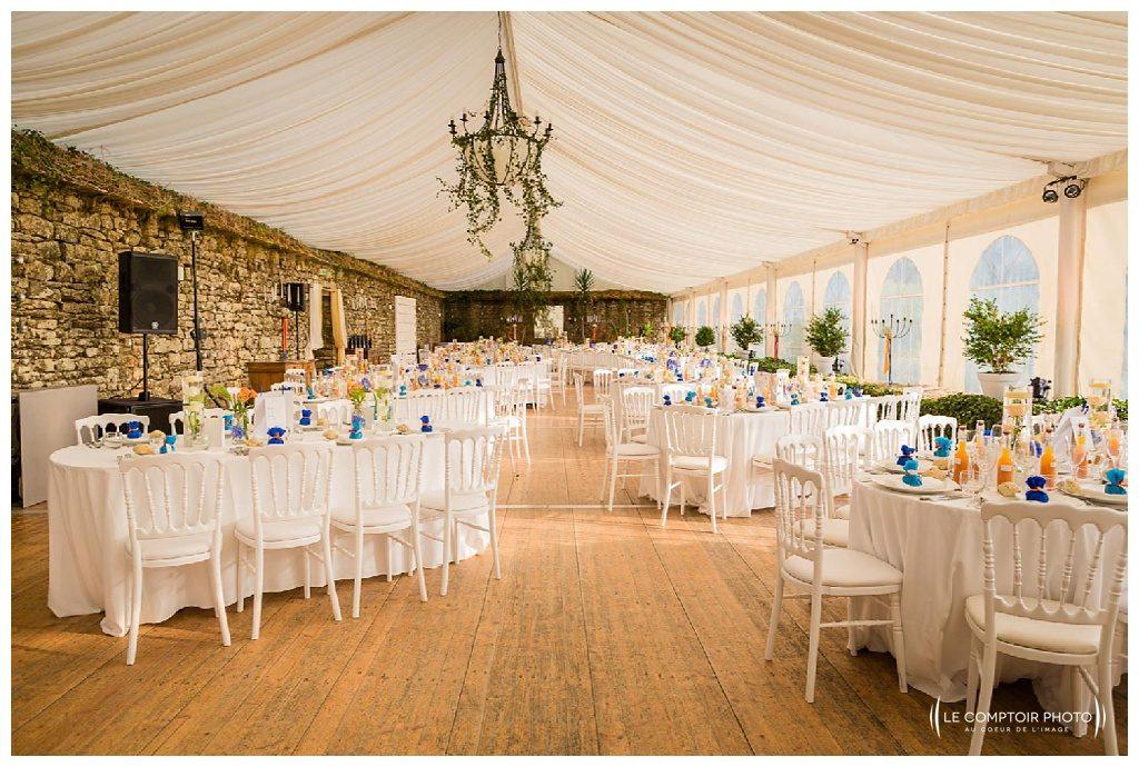 reportage mariage-chateau guilguiffin-bretagne-wedding in brittany-finistere-photographe saint brieuc côtes d'armor-le comptoir photo-lieu-salle-reception