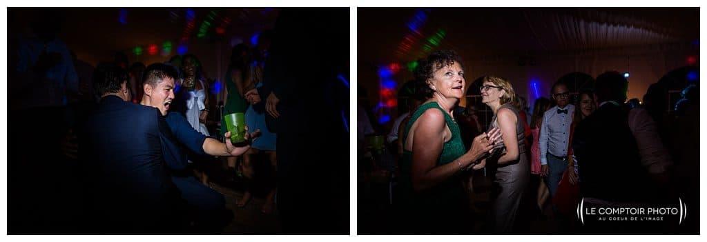 reportage mariage-chateau guilguiffin-bretagne-wedding in brittany-finistere-photographe saint brieuc côtes d'armor-le comptoir photo- soiree dansante