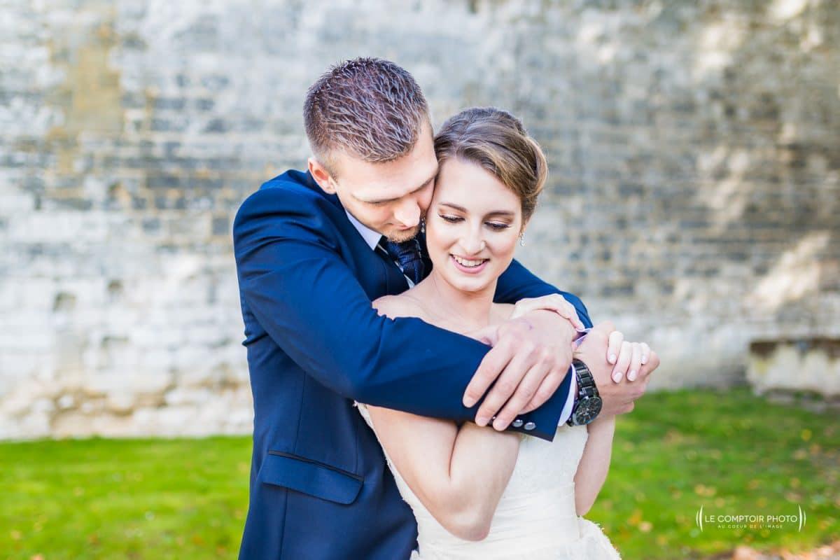 Reportage photo mariage au domaine du Pré Marie à Ons-en-Bray