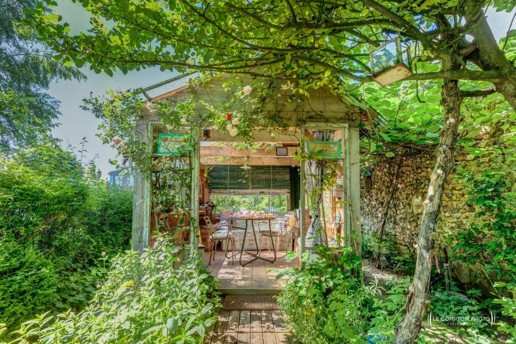 2016-06-09 La chaise verte_La Houssoye_Gîte_Chambre d