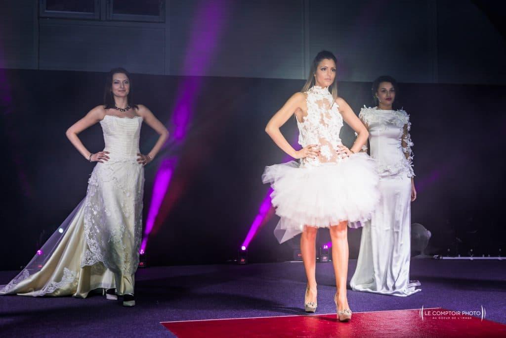 Evenementiel defile Miss robe robe de mariée_Le Comptoir Photo-10-2