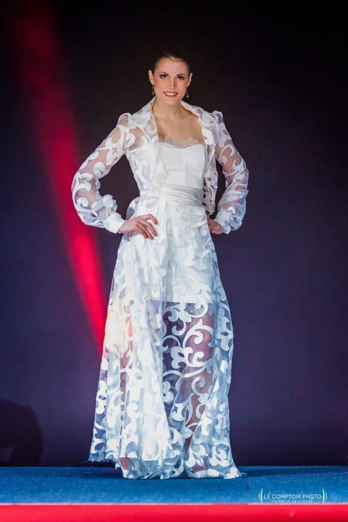 Evenementiel defile Miss robe robe de mariée_Le Comptoir Photo-58
