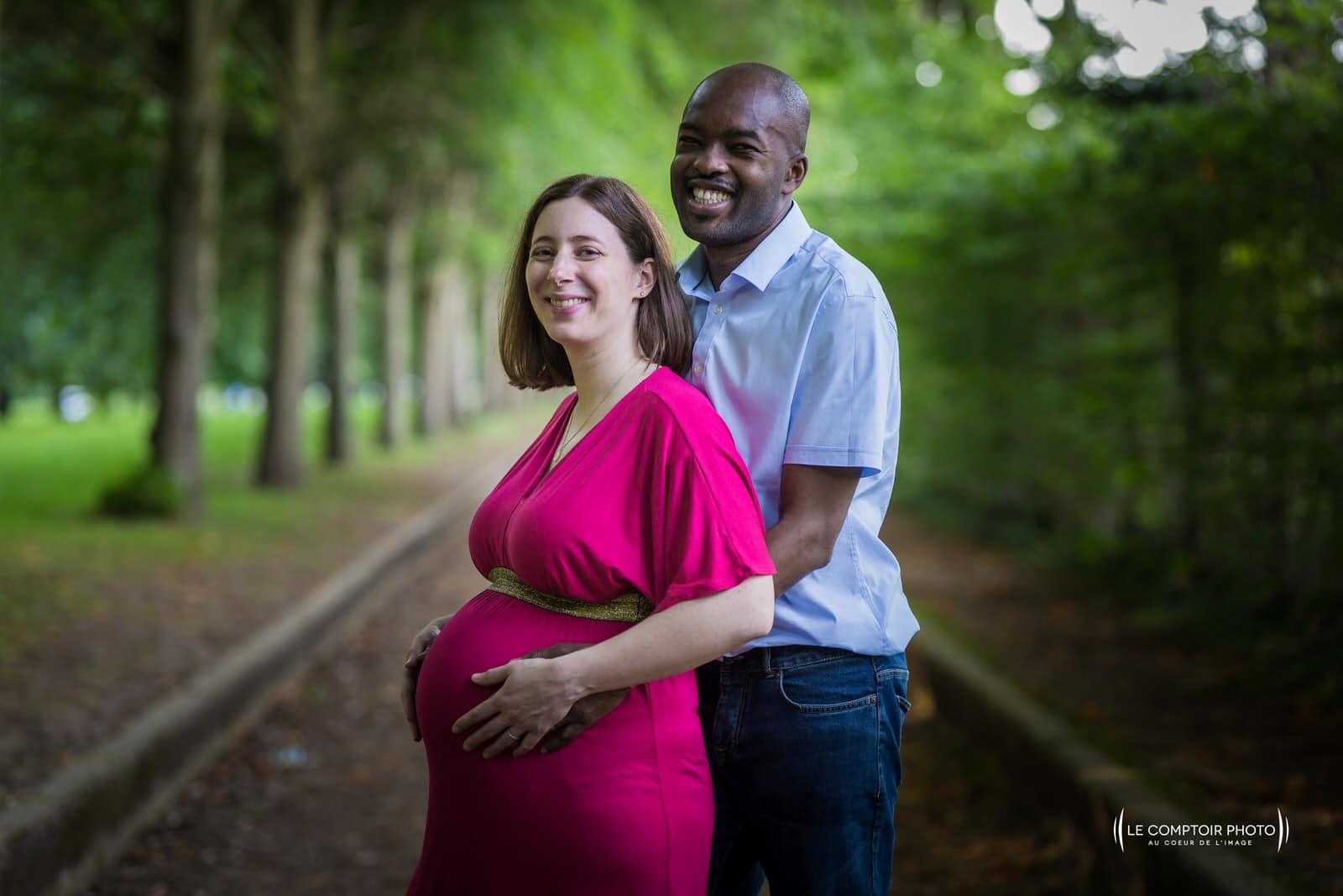 photographe de grossesse en bretagne 023 | Le Comptoir Photo