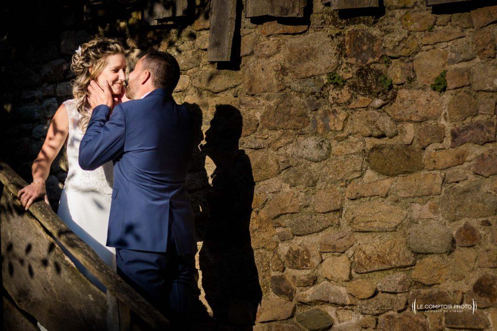 photographe de mariage à vannes- dans le morbihan proche de lorient - Auray et de Rennes