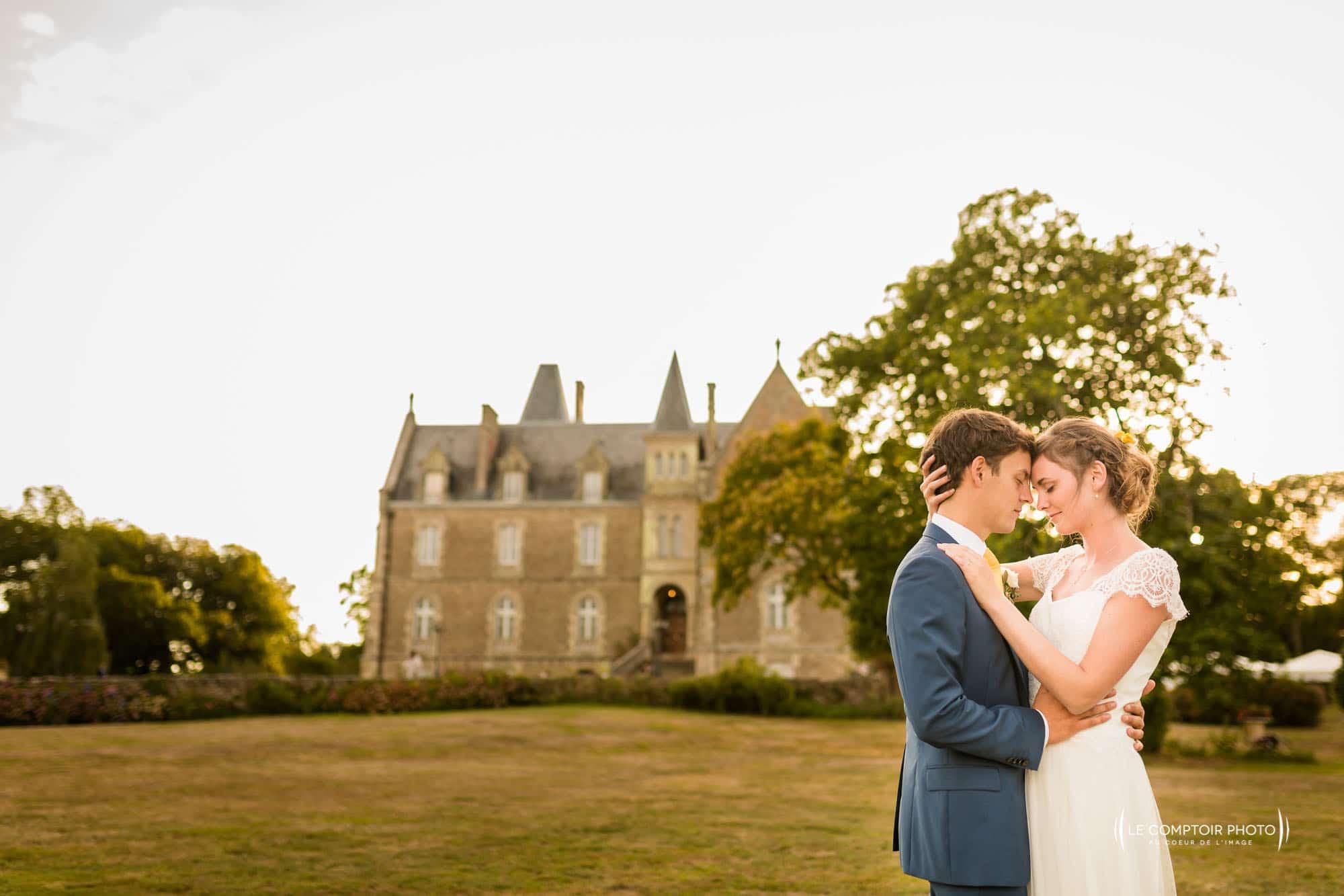 Photographe de mariage à Binic & Etables-sur-mer