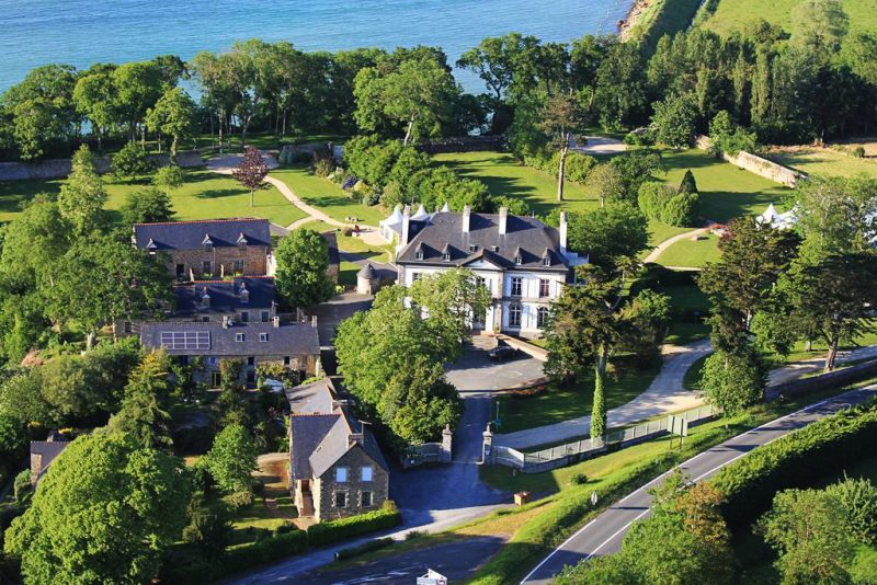Château de Beaussais à Trégon dans les Côtes-d'Armor en Bretagne - location de réception et salle de mariage