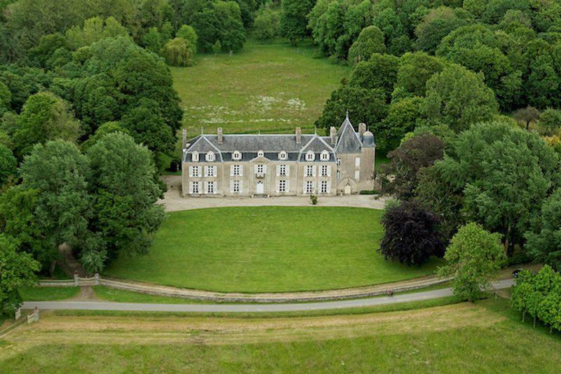 Château de Bogard à Quessoy dans les Côtes-d'Armor en Bretagne - Lieu de réception - location de réception et salle de mariage 2