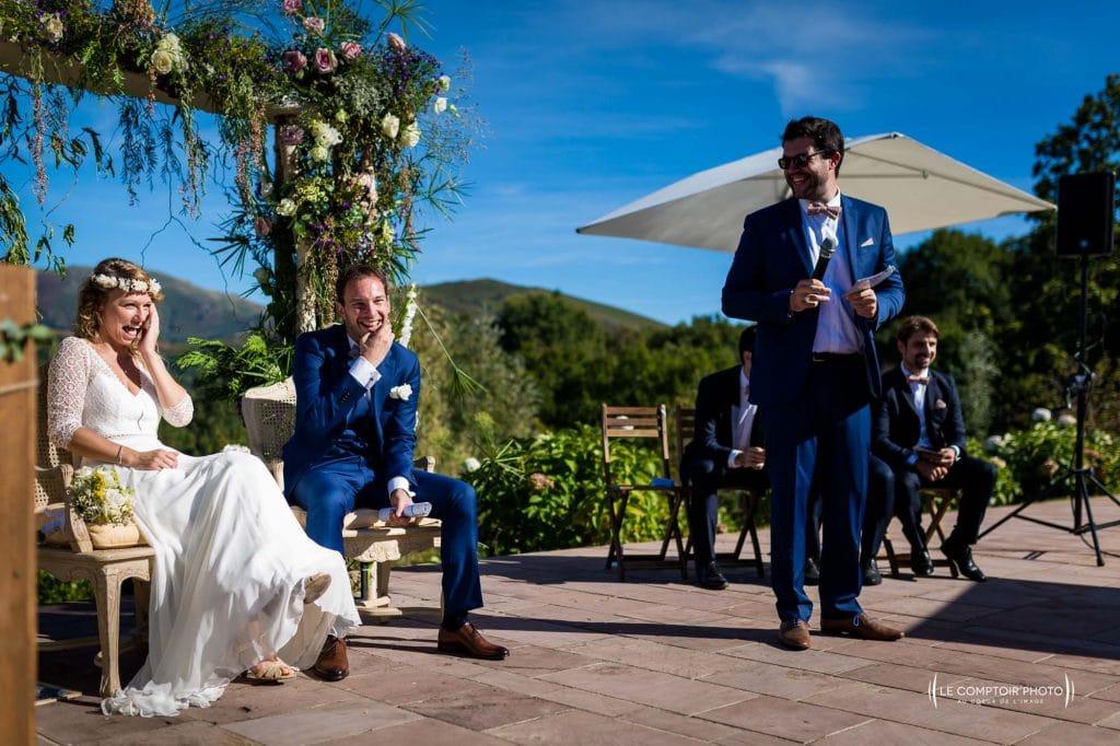 Photographe de mariage à dinan