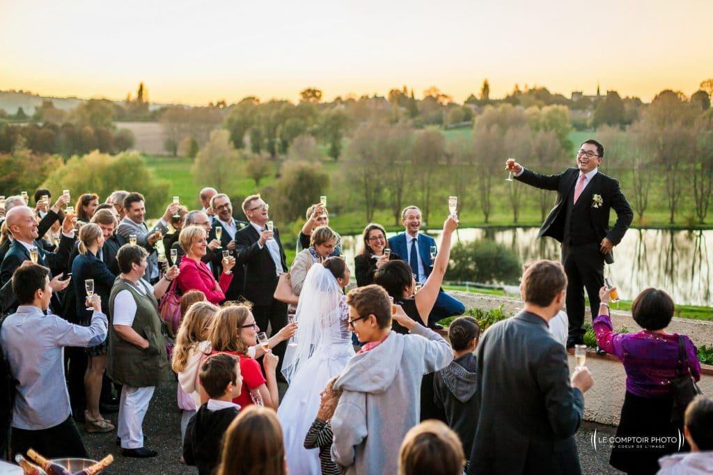 photographe de mariage à vannes