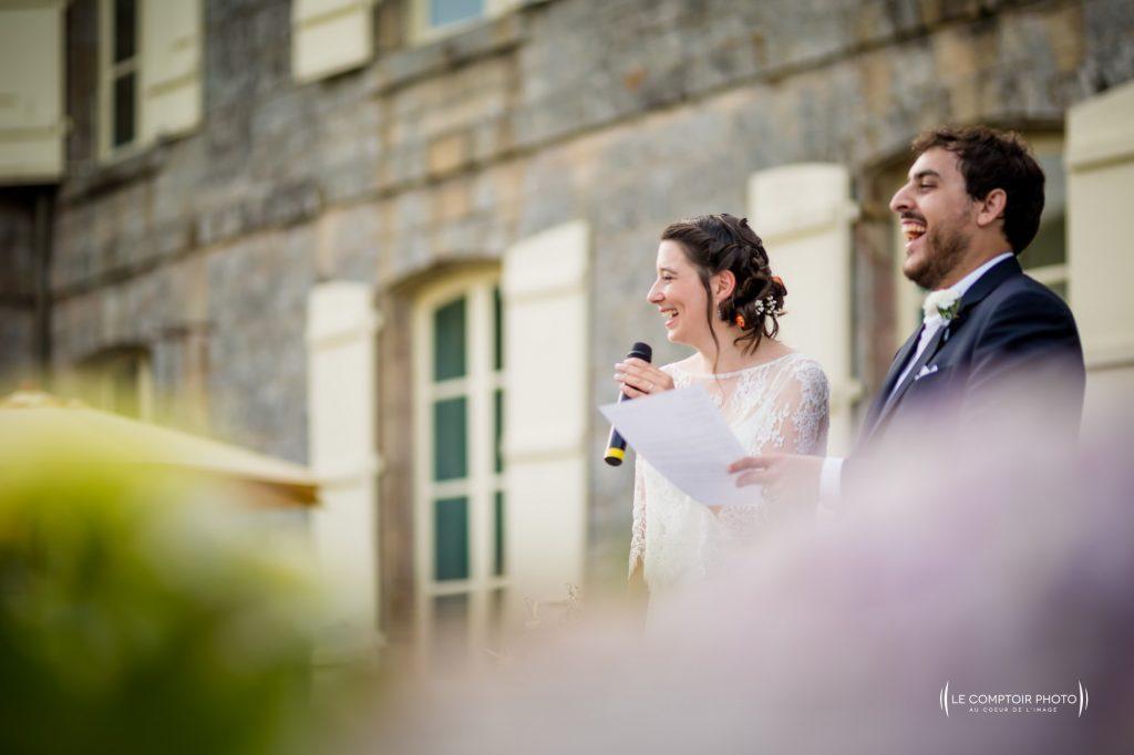 Photographe de mariage dans les Côtes-d'Armor, Saint Brieuc - Plérin - Lannion - Binic en Bretagne