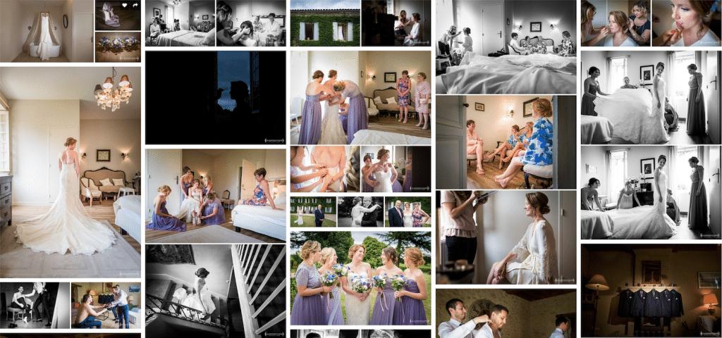 galerie en ligne privée - photographe mariage bretagne - le comptoir photo
