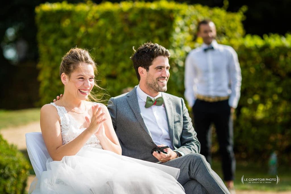 photographe mariage finistère - quimper - brest - Le Comptoir Photo