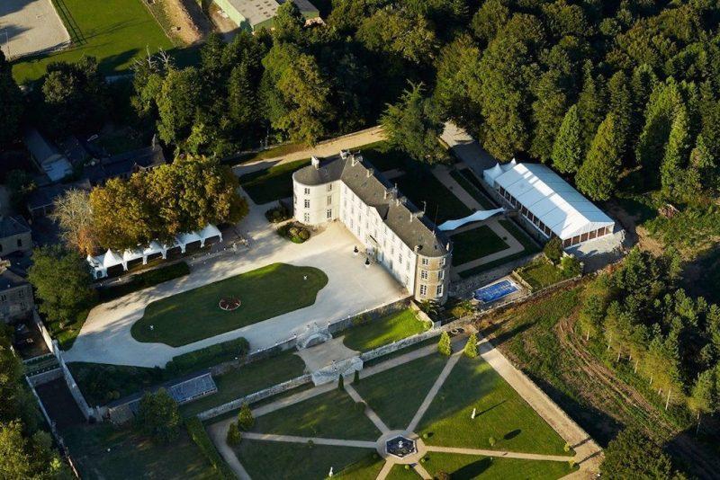 Le château de Beauregard — Saint Avé - Morbihan - reception lieux de mariage