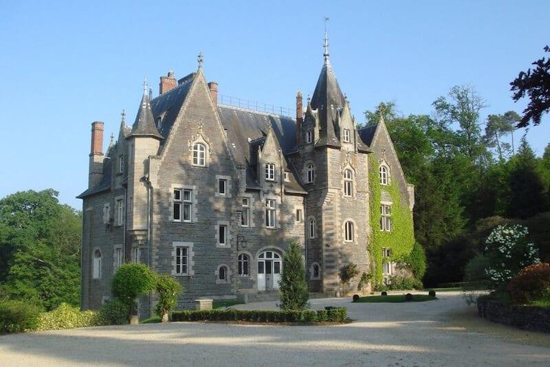 Le château du Val — Saint-Just